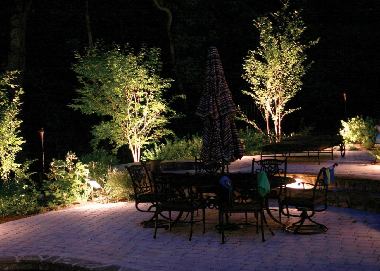 Comment éclairer une terrasse extérieur ?