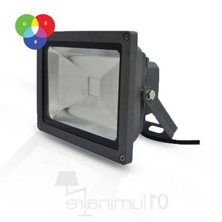 Où acheter projecteur extérieur ?
