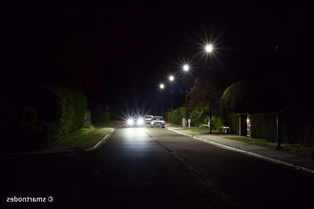 Quand et pourquoi l'éclairage public arrivé en France ?