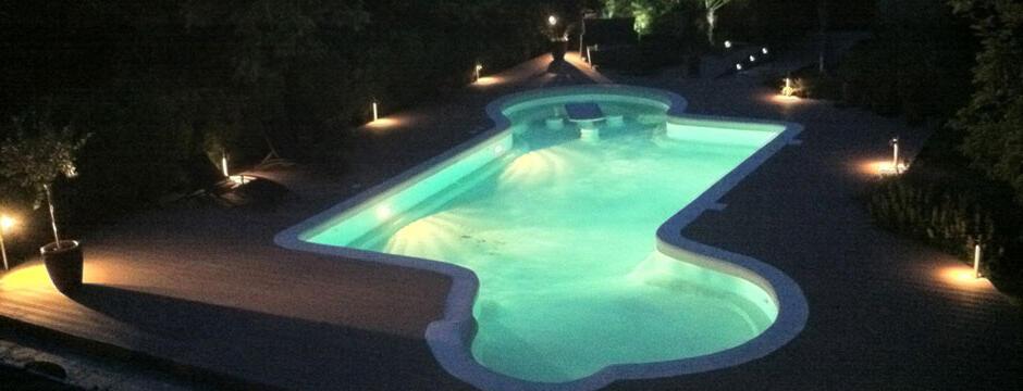 Quel cable pour projecteur LED piscine ?