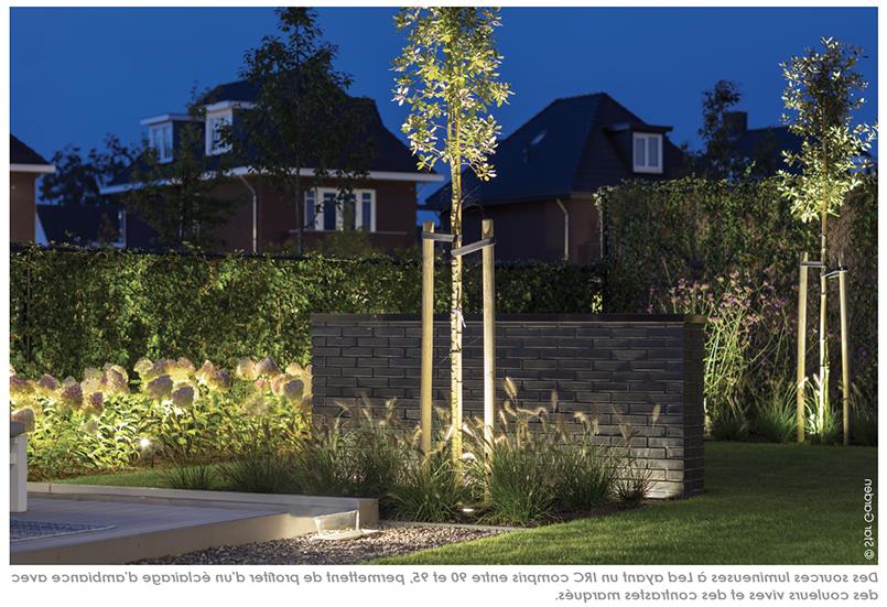 Quel éclairage pour un jardin ?