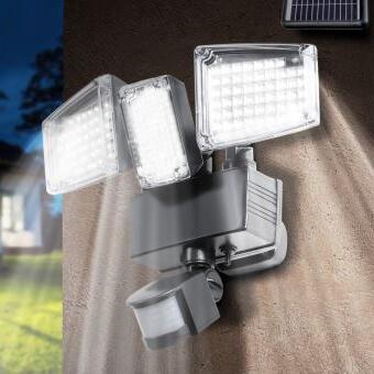 Comment choisir un éclairage extérieur solaire ?