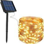 Comment recharger Guirlande solaire sans soleil ?