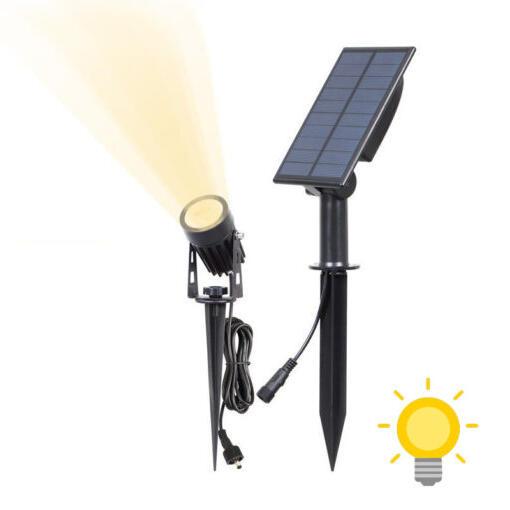 Quelle puissance LED pour Eclairage extérieur solaire ?